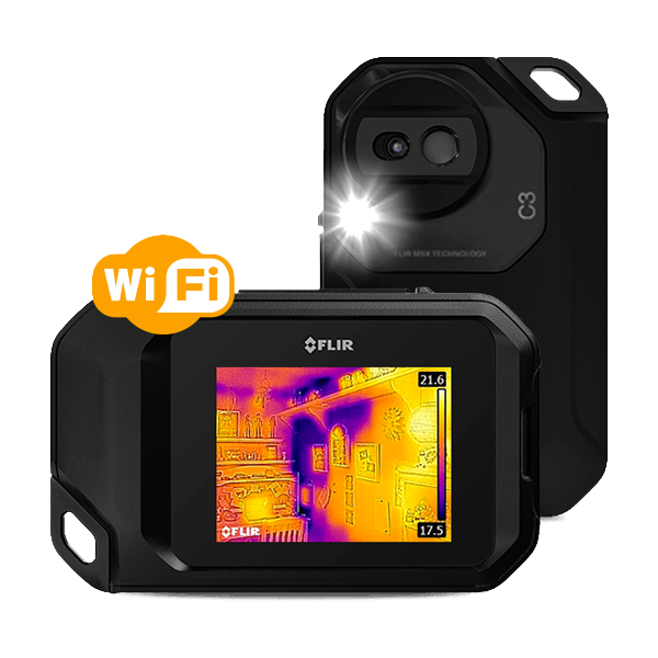 FLIR C3 Compact Thermal Imaging Camera