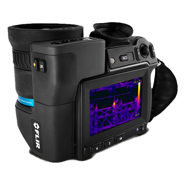 FLIR T1020 Thermal Imaging Camera